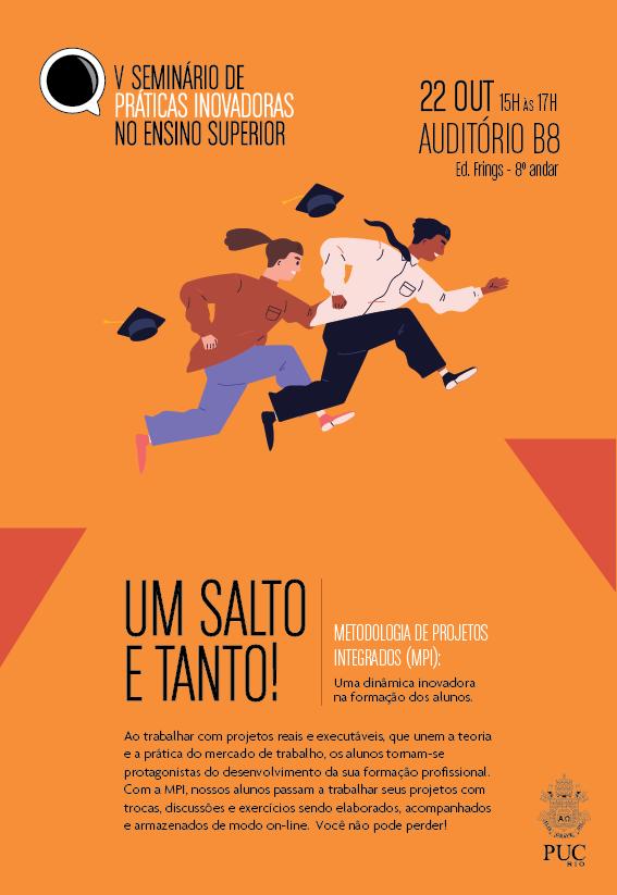 V Seminário de Práticas Inovadoras no Ensino Superior